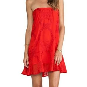 ❤ For Love & Lemons Margarita Dress